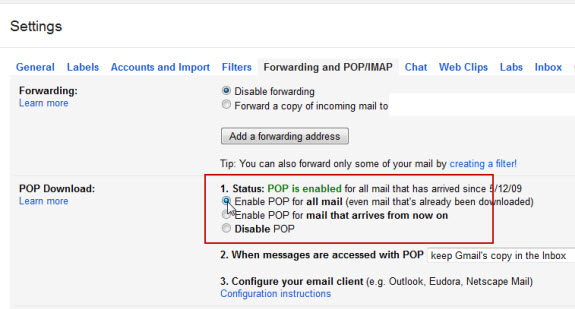 how to add a non gmail account to gmail web