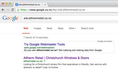 site-search-google