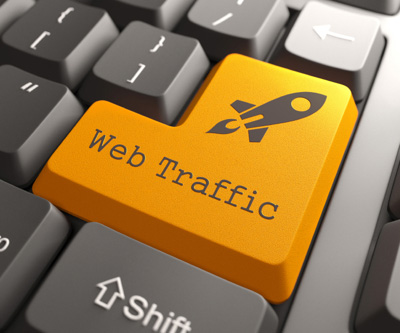 how to create traffic on your website