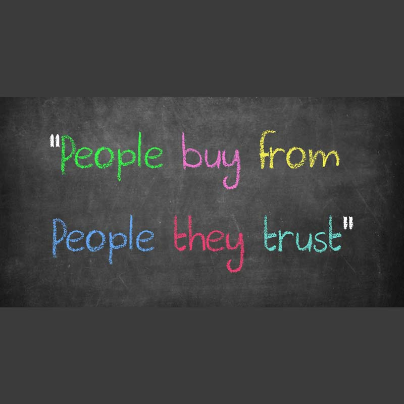 What are 4 Trust Factors every E-Commerce Website should have?
